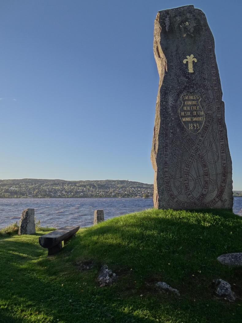 Rättvik Wasa-Denkmal