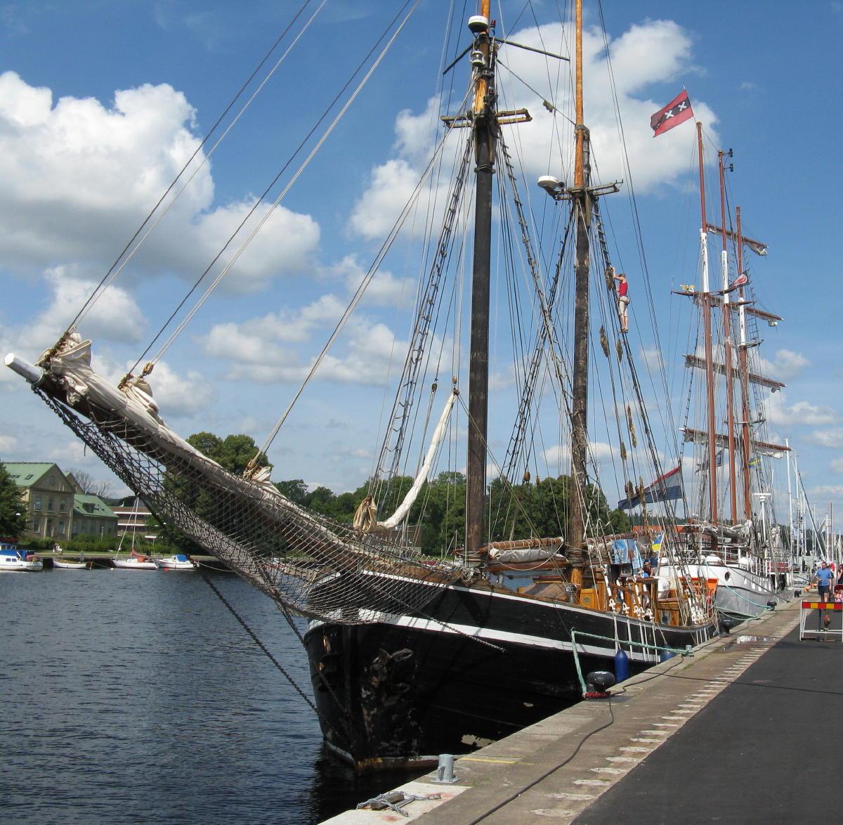 Bilder von den Tall Ships Races 2011 in Halmstad
