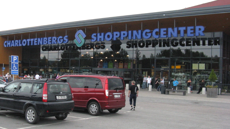Charlottenbergs Shoppingscenter