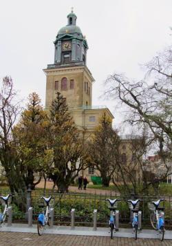 Domkirche in Göteborg