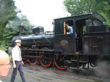 Eisenbahn Anten-Gräfsnäs