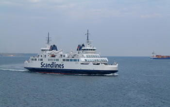 Scandlines Helsingör - Helsingborg