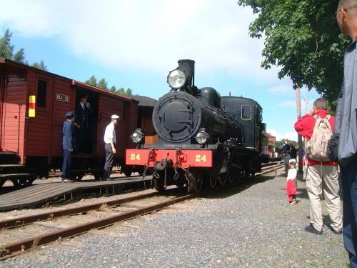 Anten-Gräfsnäs Eisenbahn