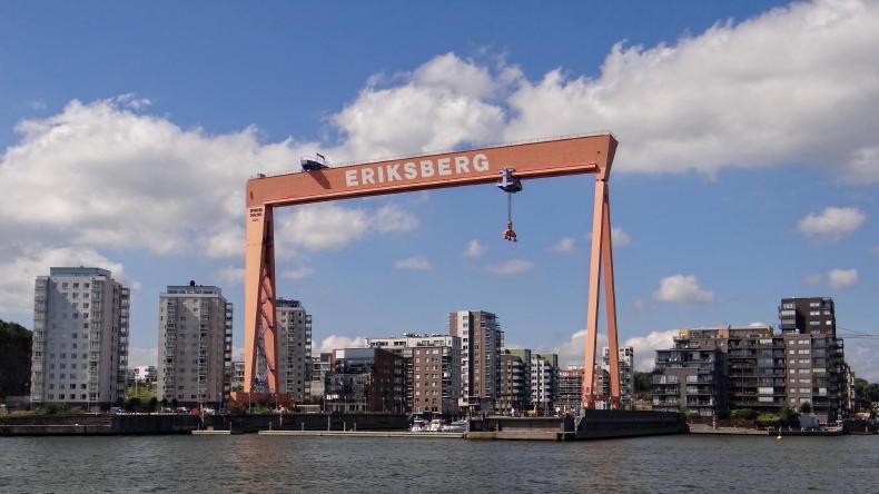 Eriksberg in Göteborg