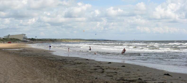 Skrea Strand in Falkenberg