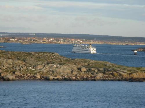 Göteborgs südliche Schären im Winter