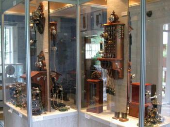 L. M. Ericssons Telefonmuseum Värmskog