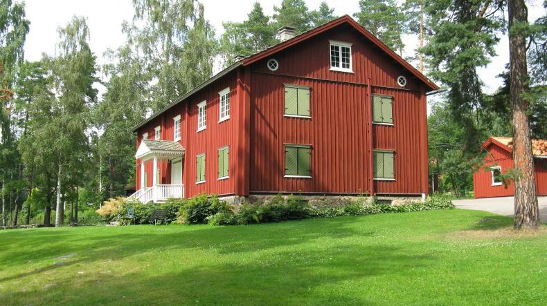 Freilichtmuseum Sågudden in Arvika