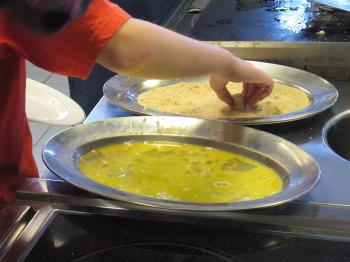 Zubereitung Seelachs