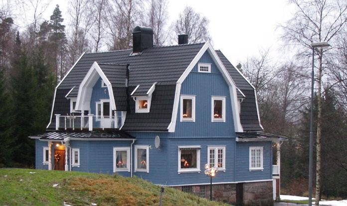 In der Villa Nedsjölund in Hindås bei Göteborg verbrachte Kurt Tucholsky seine letzten Jahre