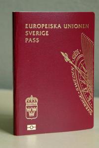 Schwedischer Pass