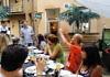 City Backpackers - die haben auch ein Café und ein Restaurant (Nomad Swedish Food & Bar)