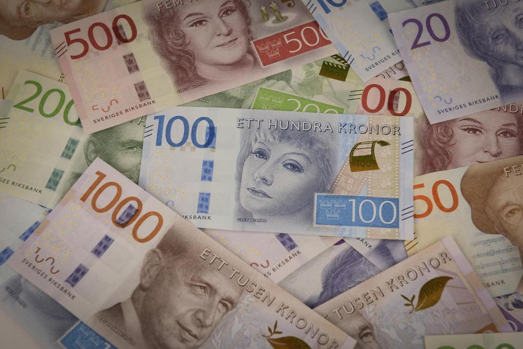 700 Schwedische Kronen In Euro