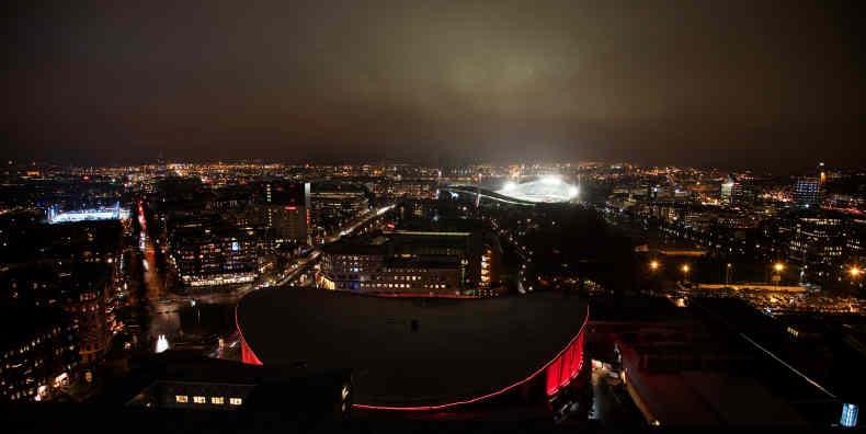 Göteborg von oben