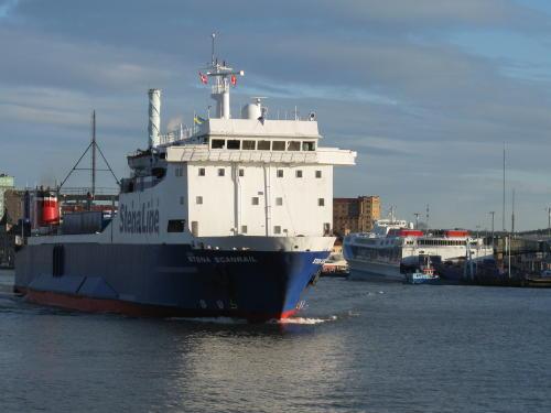 Hafen Göteborg Rundfahrt