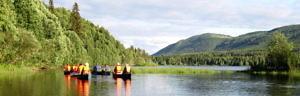 Värmland: Schären, Seen und Berge