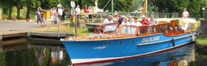 Dalsland: Kanu, Kanal und Kunsthandwerk