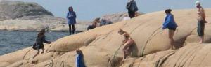 >Bohuslän: Klippen, Krabben und Kunst