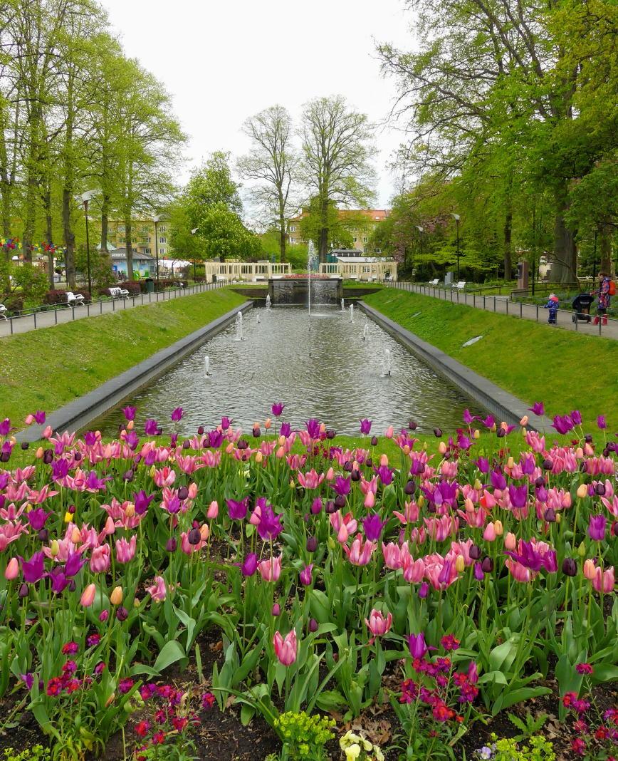 Folkets Park, Malmös Stadtpark und Vergnügungspark