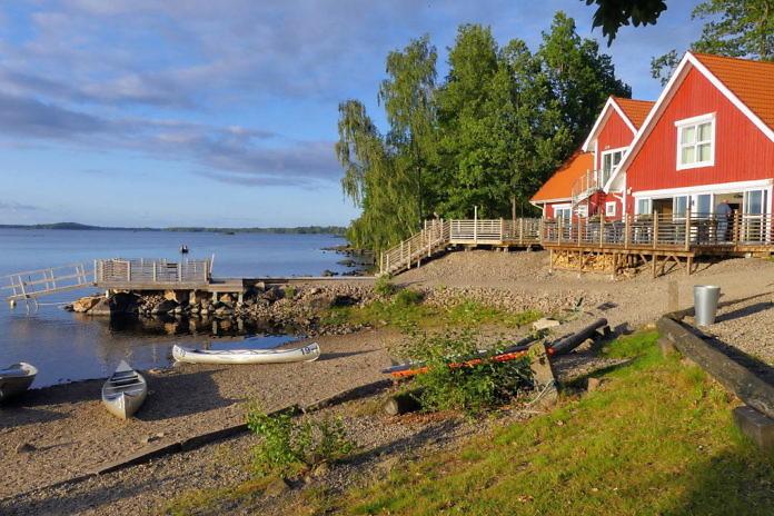 Sjöstugans Camping, Älmhult