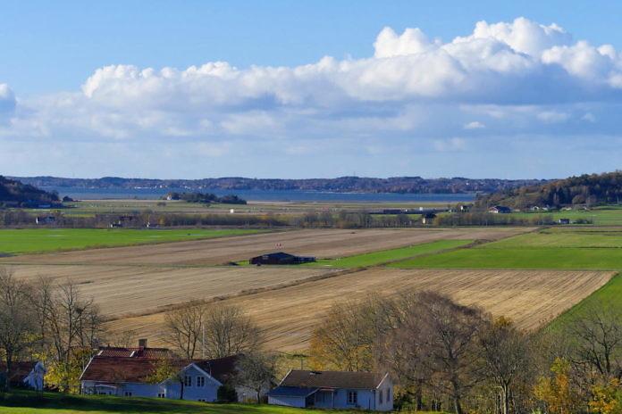 Fjärås Bräcka in Nordhalland – Hier sieht man Meer und Binnensee gleichzeitig