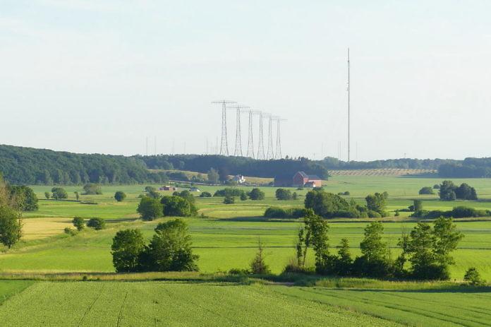 Radiostation Grimeton - Welterbestätte bei Varberg in Halland - Langwellensender