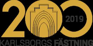 Karlsborgs Festung 2019 wird die Festung 200 Jahre alt
