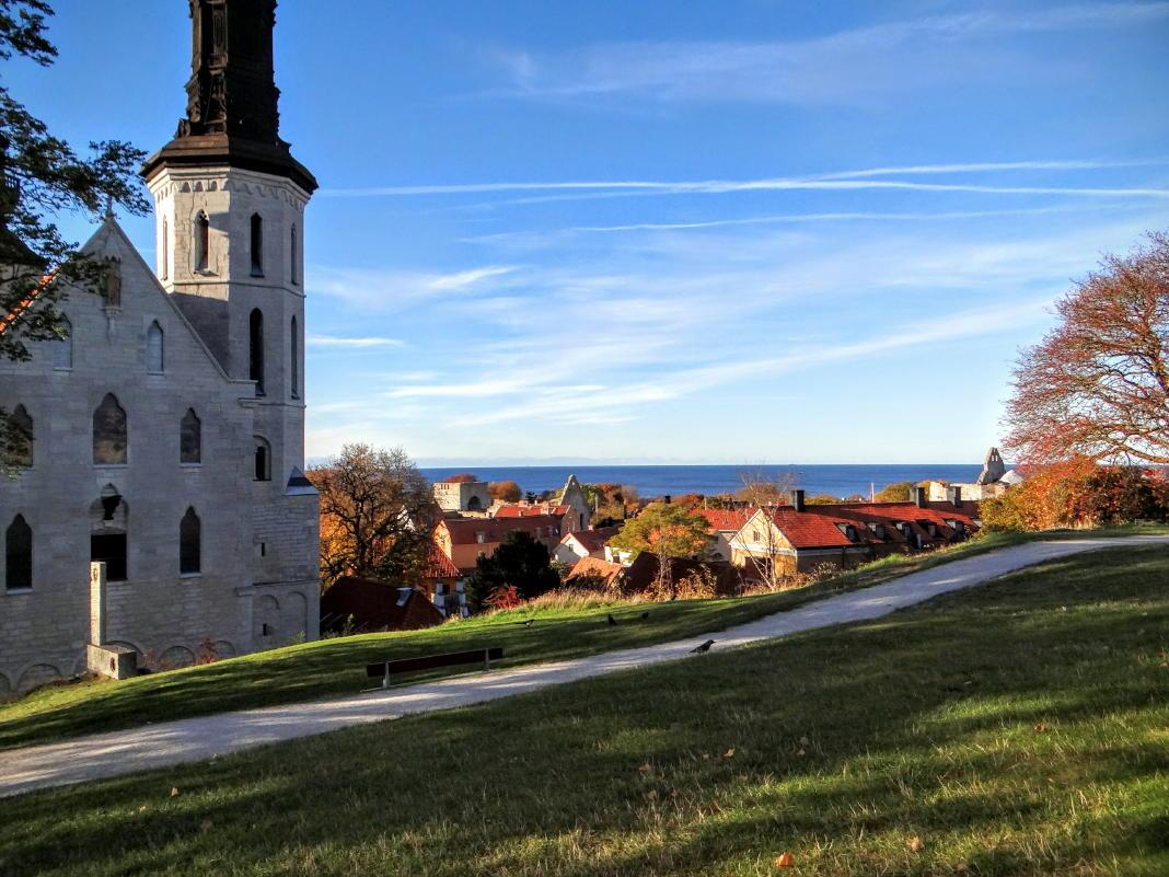 Gotland Die Urlaubsinsel In Der Ostsee Schwedentipps Se