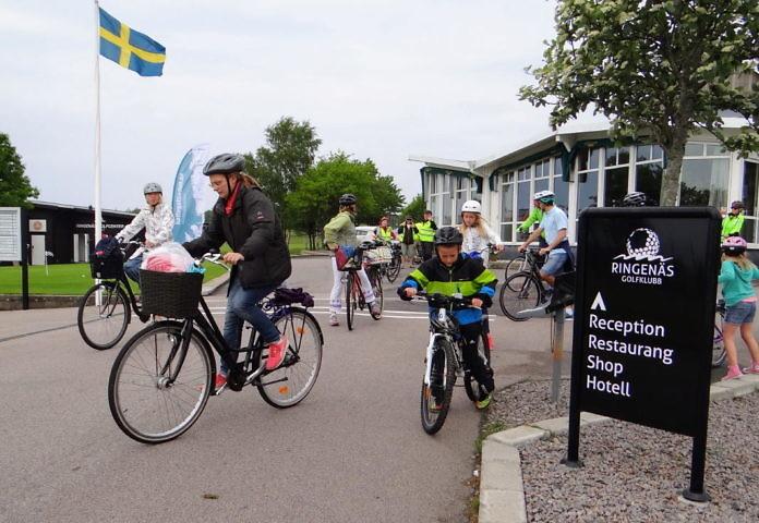Kattegattleden - 370 km Radweg von Helsingborg nach Göteborg