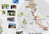 Tipp für Linköping-Besucher: Tolle neue Karte Kinda Kanal/Stångån