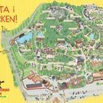Astrid Lindgrens Welt 2017 - Karte