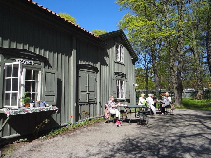 Prinz Eugens Waldemarsudde: Kunstmuseum, Park und Gärten