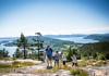 Welterbe Höga Kusten: Neuer Wanderweg 2,5 km hoch zum Skuleberget
