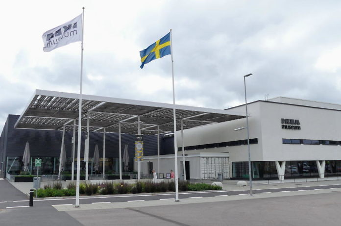 IKEA Museum in Älmhult