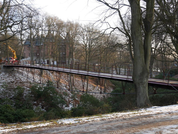 Sofieros neue Brücke