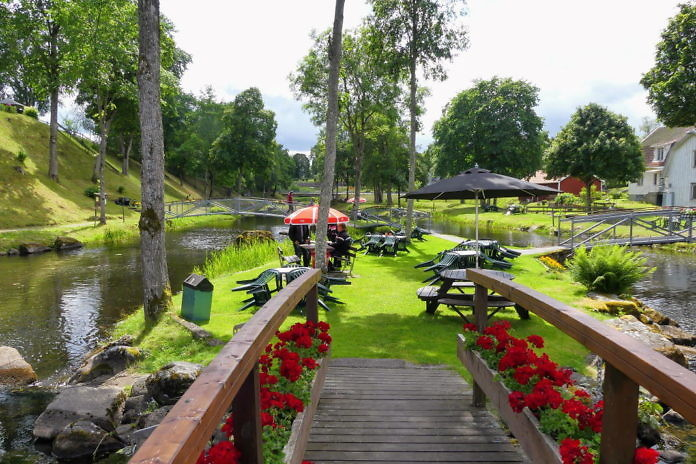 Café-Tipp: Basta Kvarn in Blidsberg zwischen Ulricehamn und Falköping