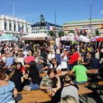Stadtfest in Göteborg