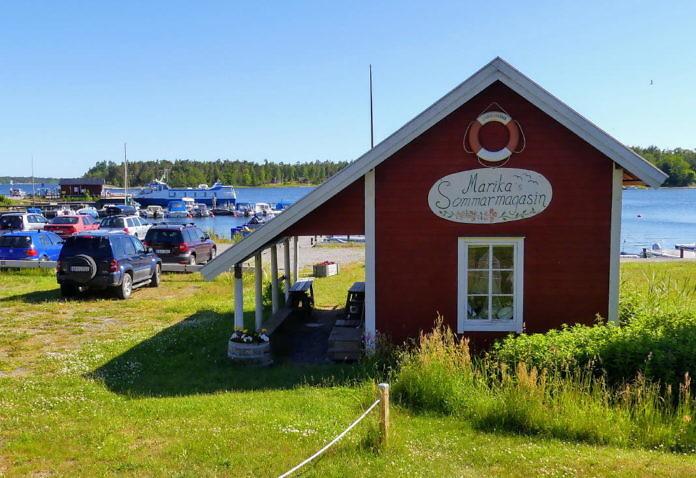 Väddö - Der Süden der Insel - Mit Simpnäs und Arholma