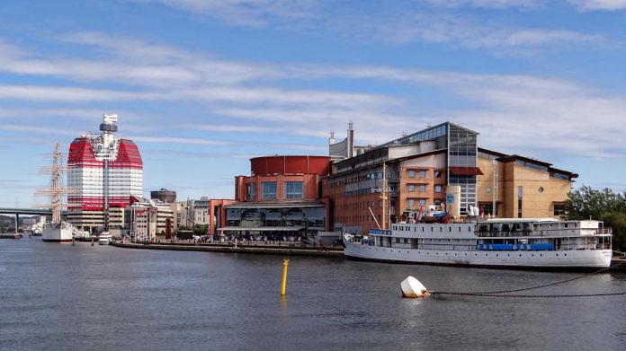 Ein Göteborg-Stadtrundgang - Impressionen aus der Innenstadt