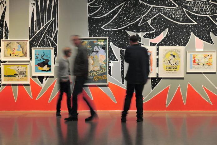 Das Göteborger Kunstmuseum ist schwedisches Museum des Jahres 2018
