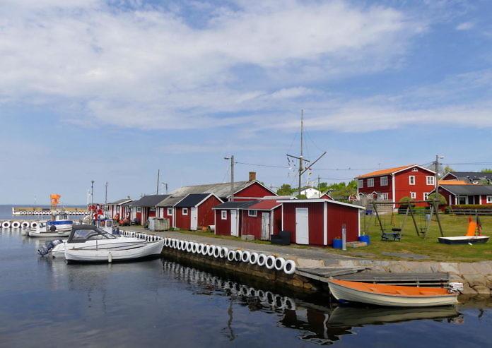 Die Insel Hanö in der Hanöbucht - Ein Tagesausflug von Sölvesborg