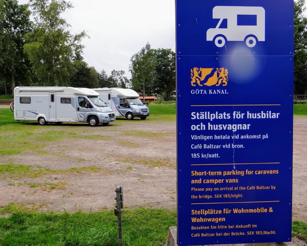 Schweden: Stellplätze für Wohnmobile - Verzeichnisse, Karten, Tipps