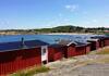 Frillesås im Norden von Halland