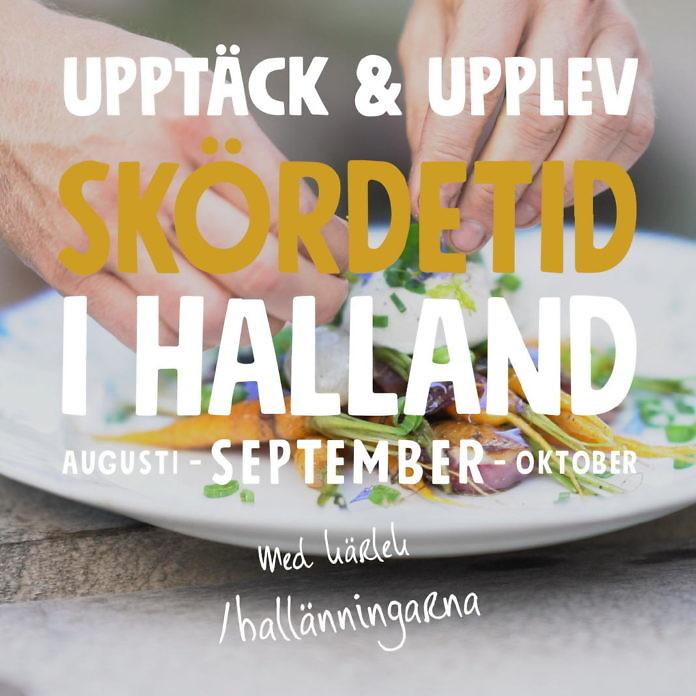 Erntezeit in Halland - Neue Website sammelt alle Veranstaltungen