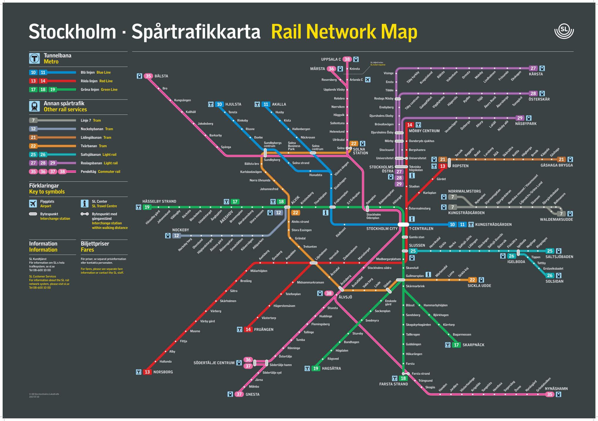 Schweden Karte Pdf.Offentlicher Nahverkehr In Stockholm Schwedentipps Se