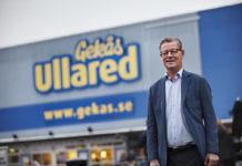 Neuer toller Verkaufsrekord für Gekås in Ullared