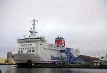 Grenaa-Route/Stena Nautica: Stena Line zieht von Varberg nach Hamstad um