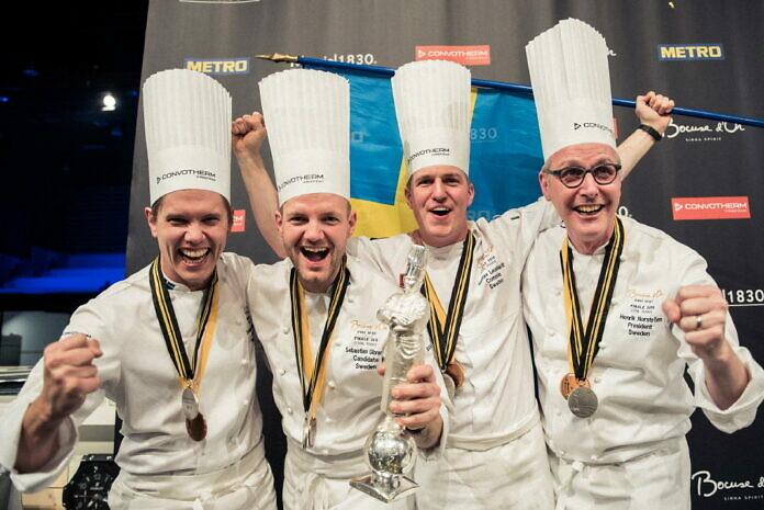 Gold, Silber und Bronze: Skandinavien ist Kochweltmeister - Bocuse d'Or 2019