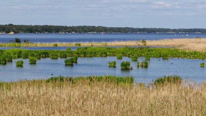 Der Hjälmaren, Schwedens viertgrößter See