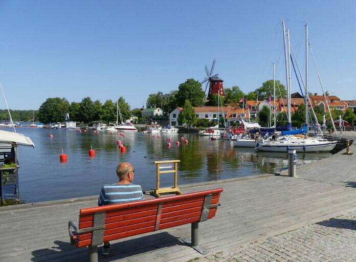 Strängnäs: Kleinstadtcharme und Schwedens schönste Straße